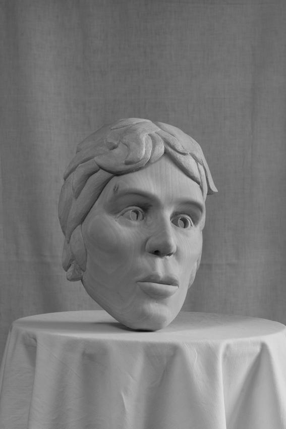 Die Masken für die Person der Volkseigene